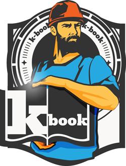K-book Logo